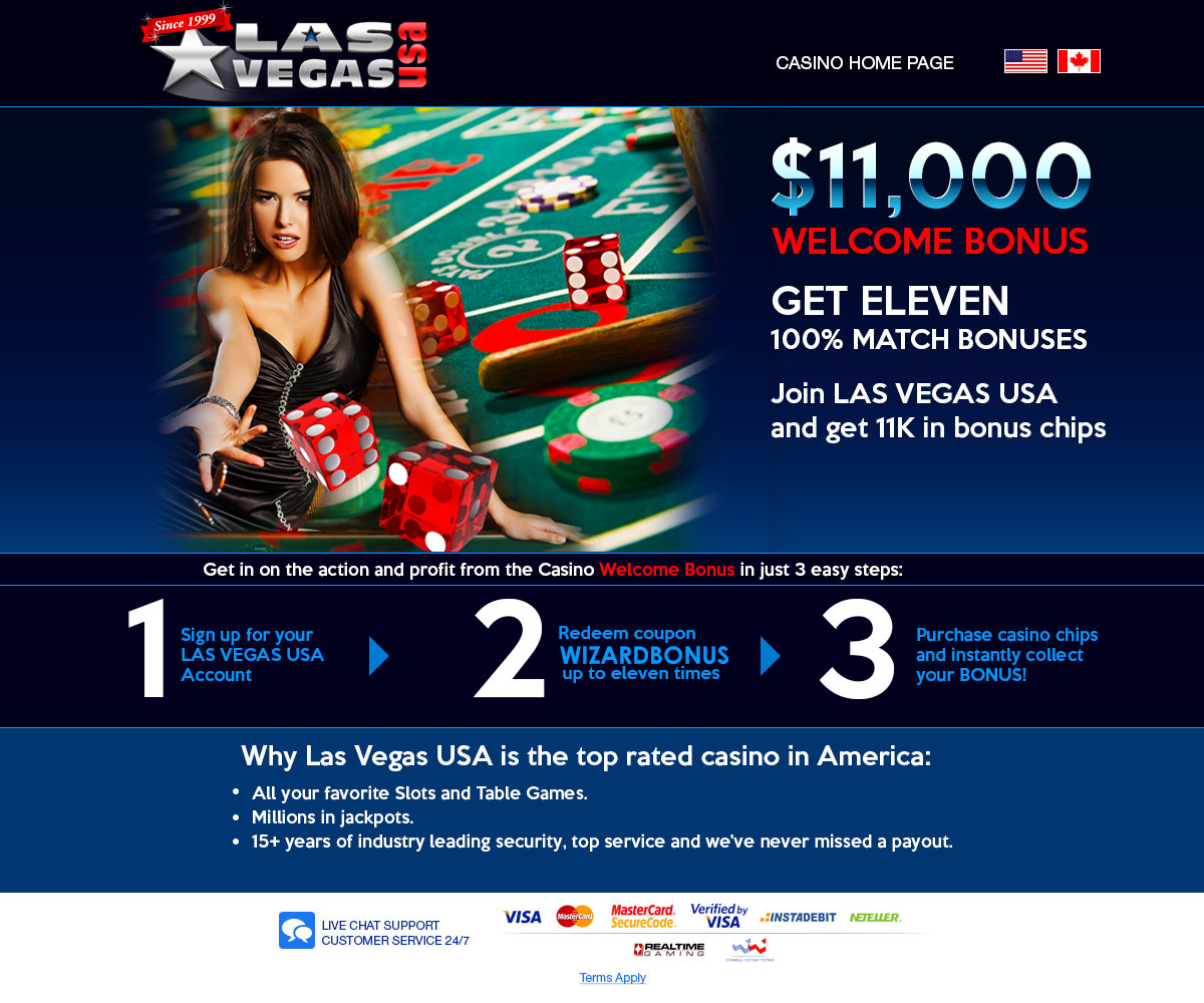 Casino promotions online in america