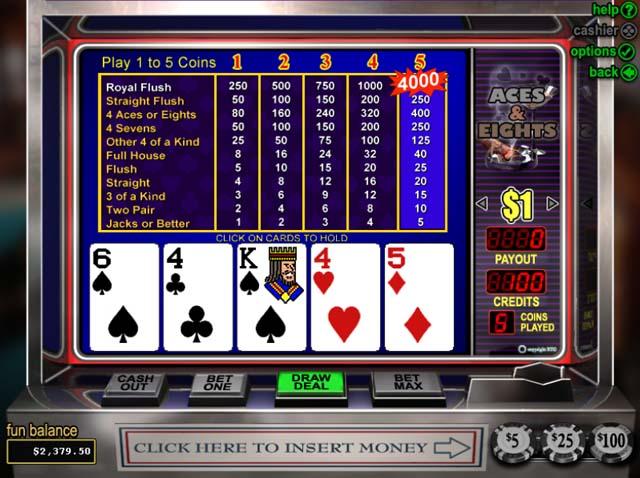 usa online casino poker joker