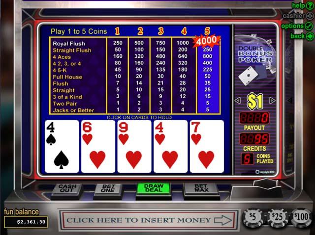 best online bonus casino american poker online