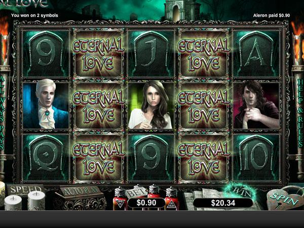 Spiele Eternal Love - Video Slots Online